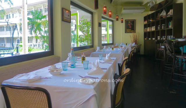 La Barca Singapore Italian Restaurant - 20