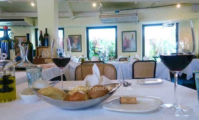 La Barca Singapore Italian Restaurant - 8