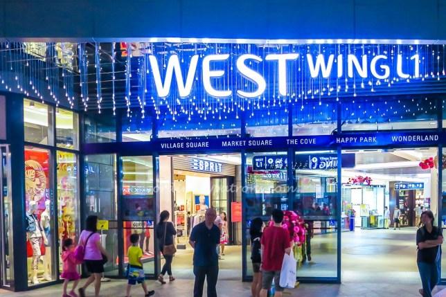 West Wing Waterway Point Food & Restaurants