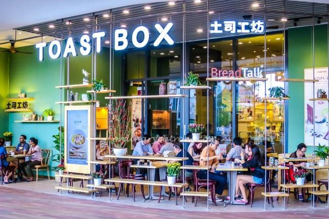 Breadtalk / Toast Box