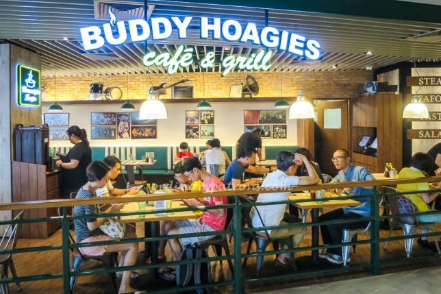 Buddy Hoagies Café & Grill Waterway Point