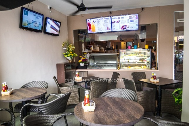 FLAVA - new Asian Fusion Restaurant in Siglap