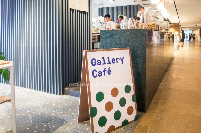 Gallery Cafe