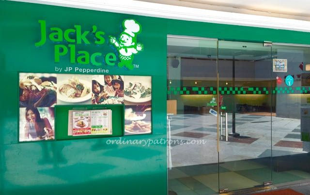 Jack;s Place Bras Basah Complex Set Lunch - 6