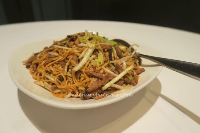 Wan Hao Chinese Restaurant Marriott Singapore - 8