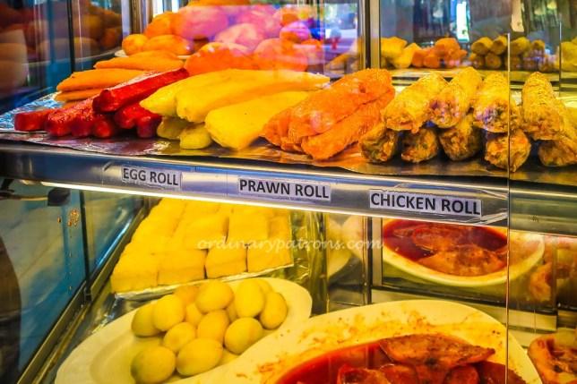 Thasevi Food Indian Rojak