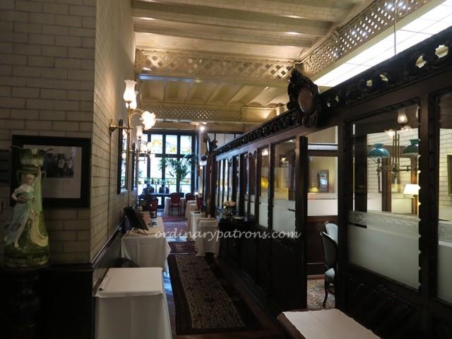 Casa Calvert Restaurant Gaudi Barcelona - 12