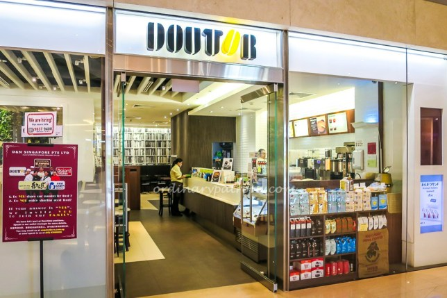 Doutor Coffee Singapore