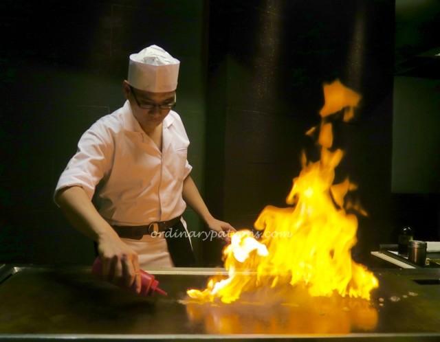Keyaki Japanese Restaurant Pan Pacific Hotel - 24