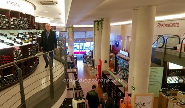 Lavinia Madrid - Wine shop, tapas bar, restaurant - 18