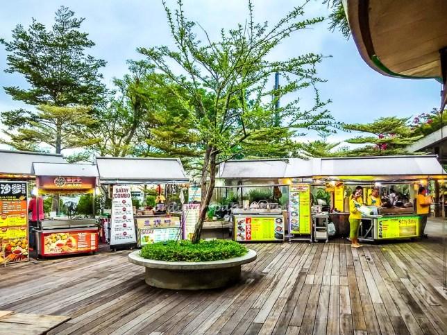 Satay by the Bay, Marina Bay