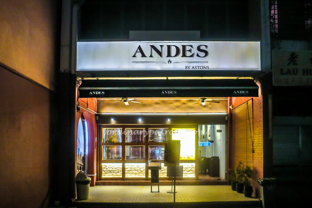 Andes by Astons