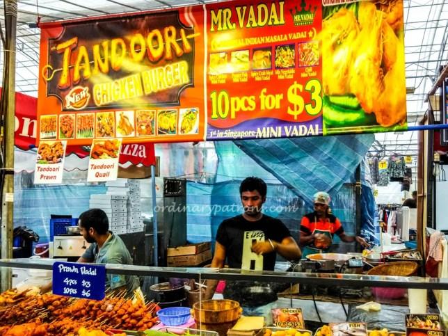 Bazaar Ramadan at Geylang Serai 2016