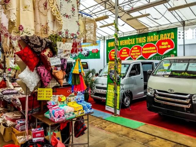 Geylang Serai Bazaar 2016