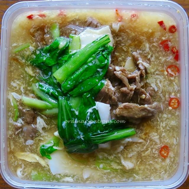Ghim Moh Market Hin Fried Hor Fun - 5