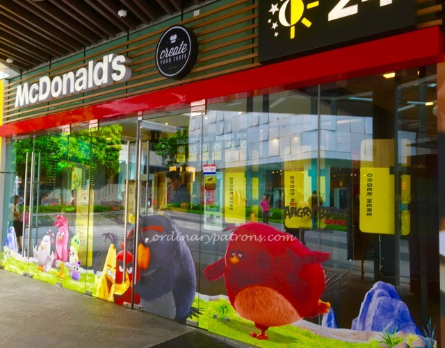 McDonald's Angry Bird Burger Jem - 8