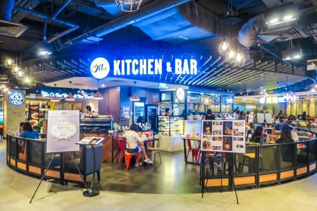 Ollie Kitchen & Bar The Centrepoint