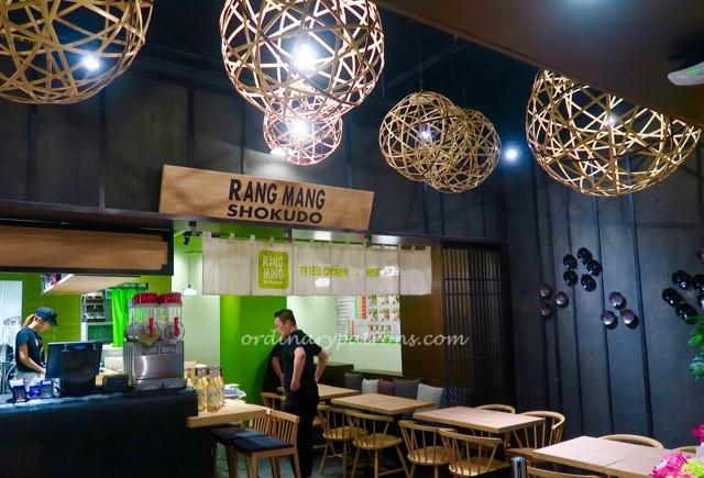 Japan Food Town, Wisma Atria Rang Mang Shokudo - 2