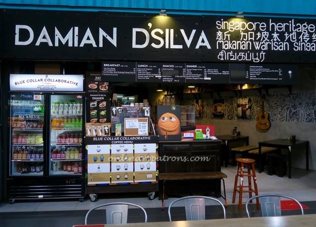 Timbre Plus Singapore Damian D'Silva - 1