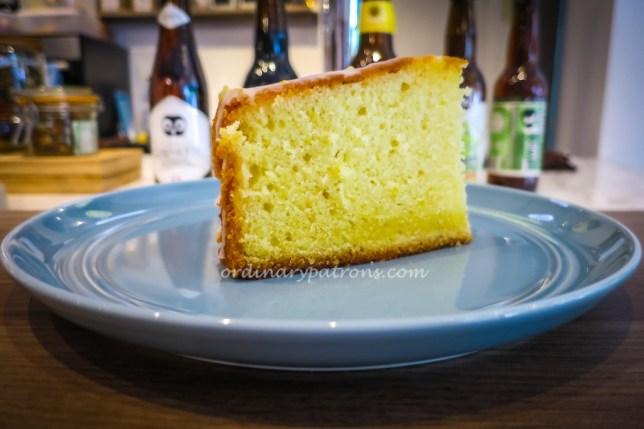 Stamping Ground Coffee House Lemon Tart
