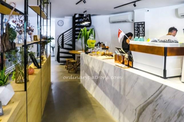 Stamping Ground Cafe Siglap