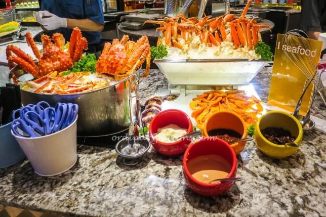 Food Capital Buffet Seafood