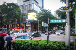 Cafes that Open Early in Orchard Rd