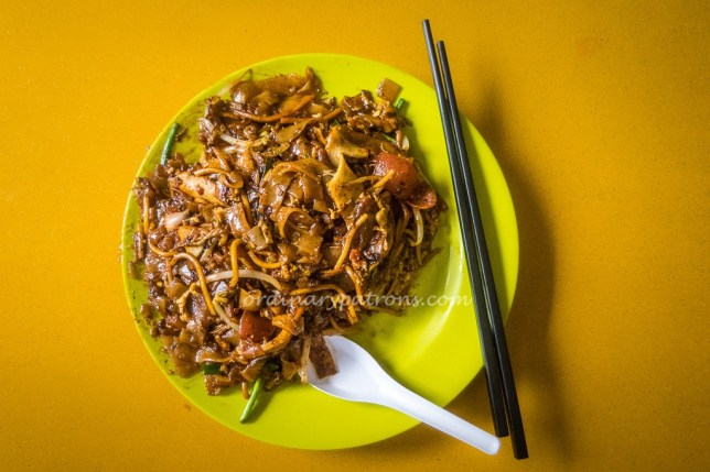 No. Zion Road Char Kway Teow