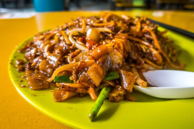 Zion Road No:18 Fried Kway Teow