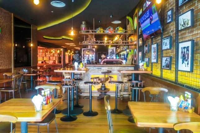 New BLooiE's Bar Siglap