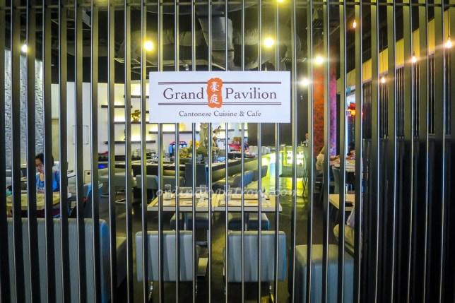 Grand Pavilion Cafe
