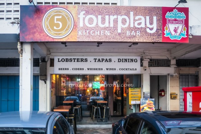 Fourplay Kitchen and Bar