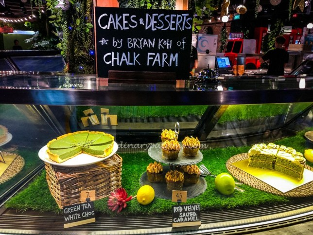 Chalk Farm - Picnic at Wisma