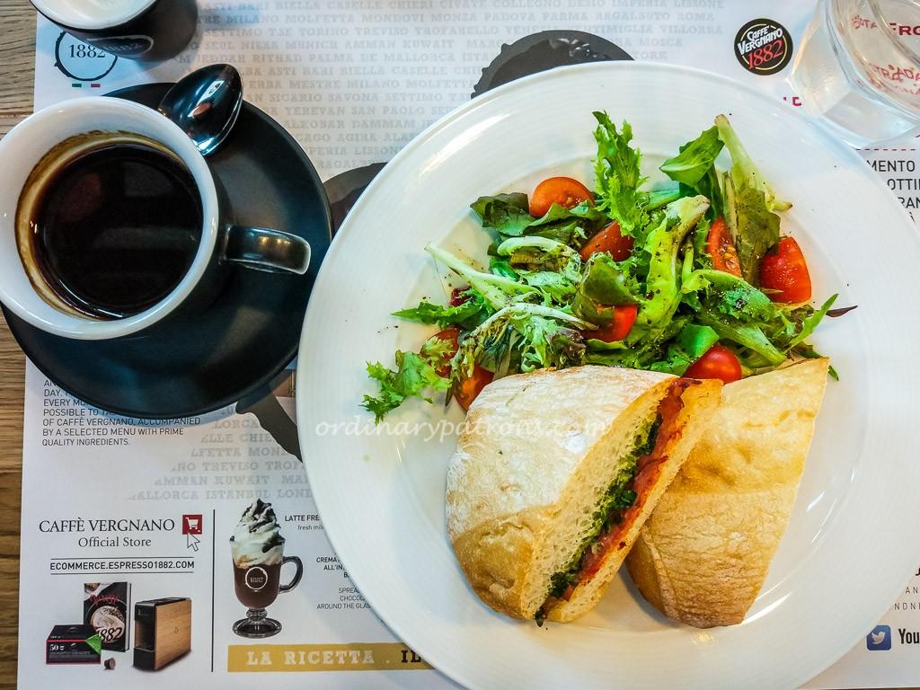 Caffè Vergnano Singapore