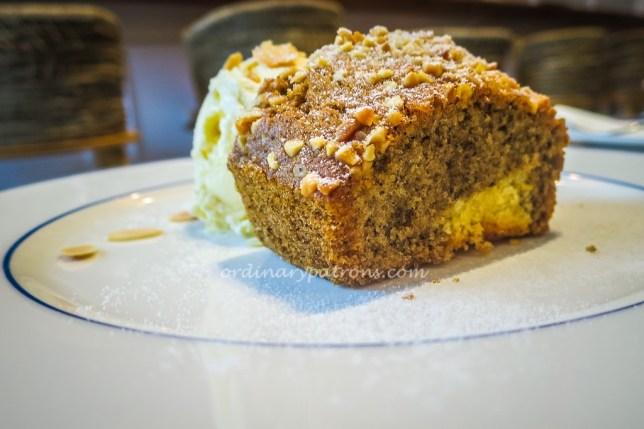 Desserts at Fynn's Cafe Singapore