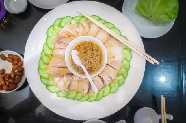 Soup Restaurant Samsui Chicken