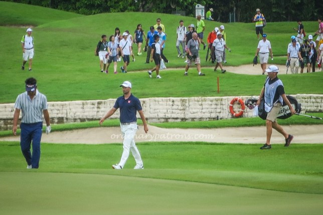 SMBC Singapore Open 2017 Adam Scott