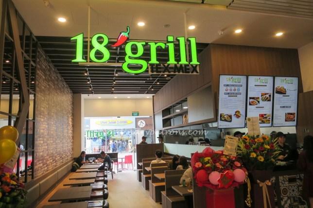 18 Grill at Tai Seng