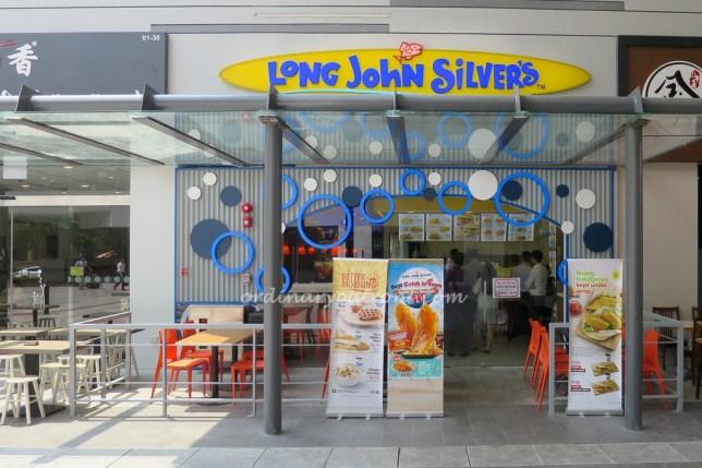 Long John Silver at 18 Tai Seng