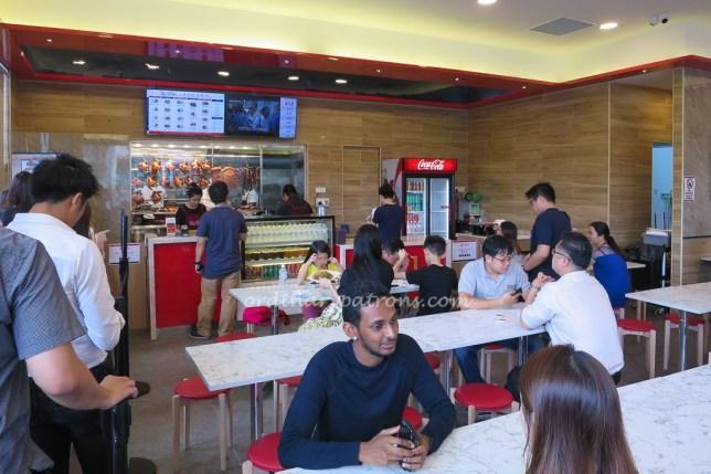 Hawker Chan Chicken Rice Restaurant at Tai Seng