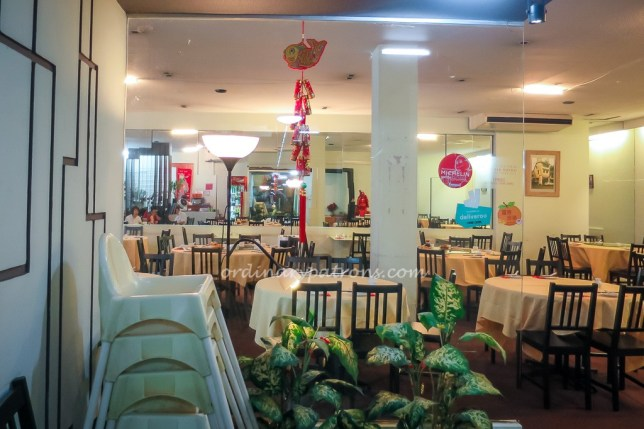 Ka Soh Restaurant Outram