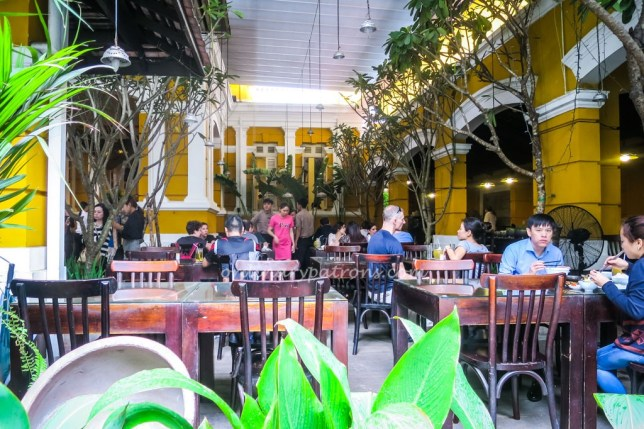 Restaurants & Cafes in Ho Chi Minh