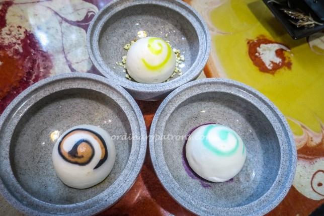 Janice Wong Singapore Restaurant Dim Sum