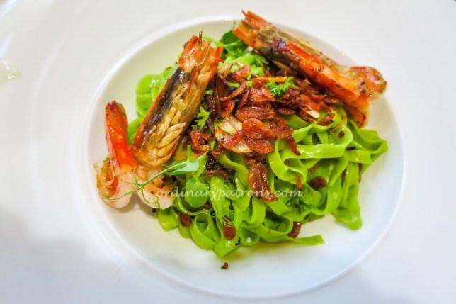 Janice Wong Restaurant Noodles