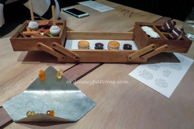 Restaurant ANDRÉ Singapore - World's 50 Best Restaurants