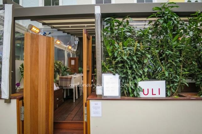 ULI at Notting Hill Asian Cuisine