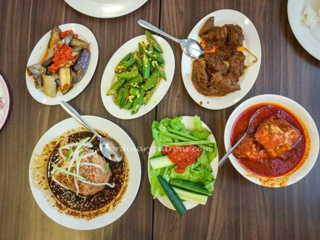 Hjh Maimunah Kampong Cuisine
