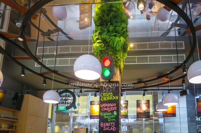 Japan Rail Cafe – Travel Theme Cafe at Tanjong Pagar Centre