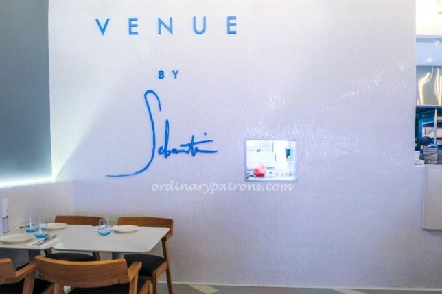 VENUE by Sebastian