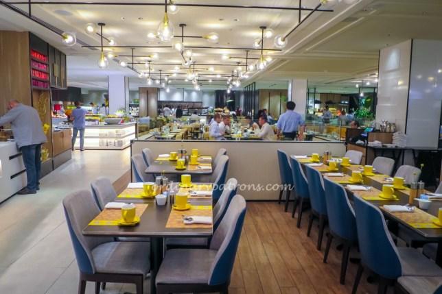 Lemon Garden KL Shangri La
